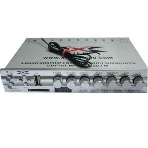 Graphic Car Audio Equalizer - 2 pictures & photos