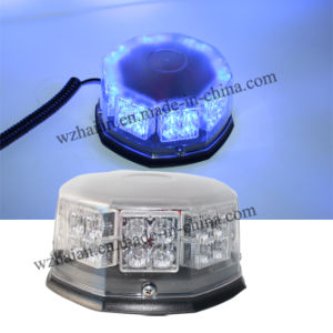 New Design Octangle Police Rotating and Flash Beacon Lights (TBG-179L-C-BLUE) pictures & photos
