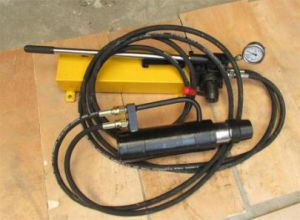 Manual Cable Tensioner Portable Mine Anchor Rope Tension Equipment pictures & photos