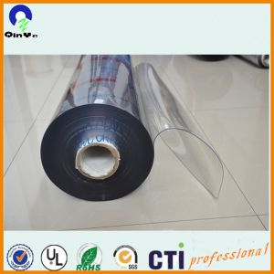China Manufacturer Transparent Soft PVC Sheet 0.05mm pictures & photos