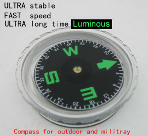 Ultra Long Time Luminous Military and Outdoor Compass #A-47 pictures & photos