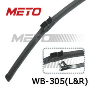 Auto Parts Soft Windshield Wiper Blade for Volvo S40