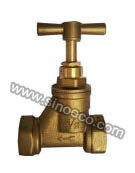 Brass Female Stop Cock Valve with Hot Selling pictures & photos
