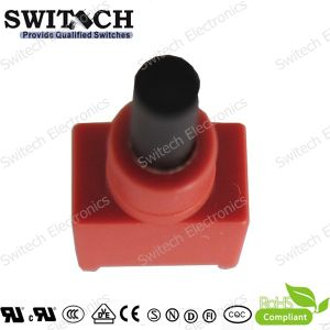 SGS Micro Spst Push Button Switch with PCB Terminal