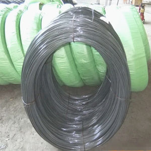 Black Oil Tempered Spring Steel Wire pictures & photos