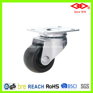 Swivel Plate Furniture Castors (P117-20B050X28) pictures & photos