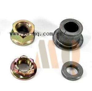 Ticn Coating Turning Parts (MQ1047) pictures & photos