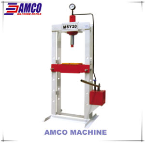 Hand Operated Hydraulic Press (MSY20) pictures & photos