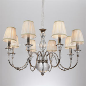 Chandelier Crystal Lighting with K9 Crystal (SL2068-8) pictures & photos