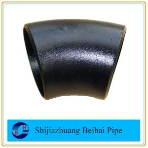 30/45/90 Lr Steel Elbow /Pipe Elbow Pipe Fitting Carbon Steel A234wpb/A234wp11/A420wpl6 B16.9 pictures & photos