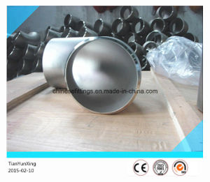 90 Degree Seamless Pipe Fittings Stainless Steel Wp316 Pipe Elbow pictures & photos