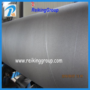 Steel Pipe Outer Wall Surface Shot Blasting Equipment pictures & photos