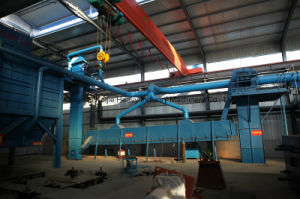 Free Disign Vacuum Molding Line/ V Method Molding Equipments pictures & photos