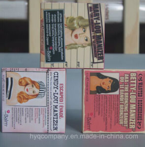 2015 Hot Sale The Balm Cosmetics Mary Lou Manizer, Cindy Lou Manizer, Betty Lou Manizer Highlighter Pressed Powder pictures & photos