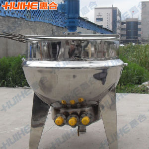 Vertical Chocolate Jacketed Kettle (50-1000L) for Cooking pictures & photos
