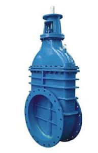 Big Size Metal Seated Gate Valve Dn350~Dn1600 pictures & photos