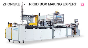 Hot Selling Intelligent Rigid Box Maker pictures & photos