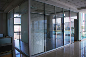 Glass Partition Wall Systems for Office pictures & photos