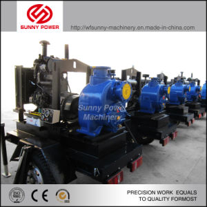 Self Priming Centrifugal Pump - From Expert Pump Supplier pictures & photos