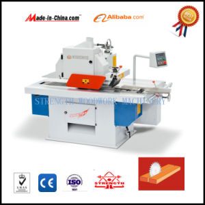 Automatic High Speed Woodworking Saw Cutting Machine pictures & photos