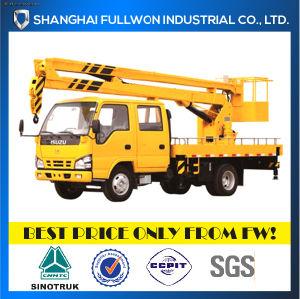 ISUZU 600P 4X2 Aerial Platform Truck pictures & photos