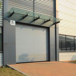 Industrial Roller Door, Industrial Roll up Door (SLLP100MM) pictures & photos