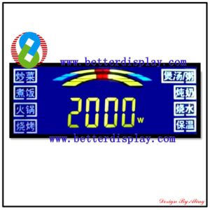 Stn LCD Color Blue Backlight Panel Screen Monitor LCD Display Module pictures & photos
