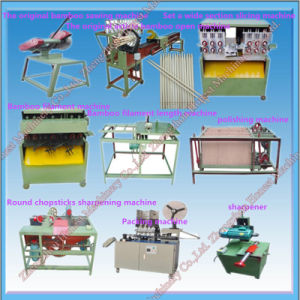 Best Selling Bamboo Chopstick Making Machine / Bamboo Chopstick Machine pictures & photos