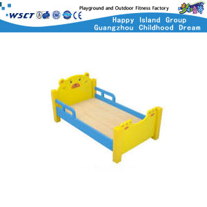 Factory Price Wooden Kindergarten Bed for Kids (HC-2307) pictures & photos