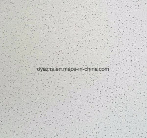 Moisture Proof Mineral Fiber Ceiling Board pictures & photos