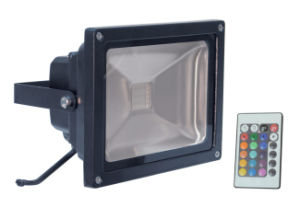 Decoration 50W RGB LED Flood Light with CE RoHS SAA pictures & photos