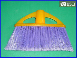 Flagged PP Filament Floor Brush pictures & photos