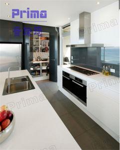 European Kitchen Furniture Modern Kitchen Cabinet pictures & photos