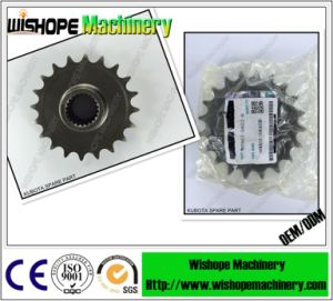 Kubota Harvester Spare Parts 16 Teeth Sprocket pictures & photos