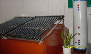 Heat Pipe Solar Collector System pictures & photos