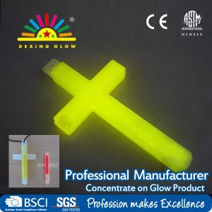 Glow Stick Cross, Cross Glow in The Dark pictures & photos