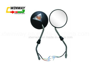 Ww-7553 Rear-View Mirror Set, Motorcycle Cg Mirror, pictures & photos
