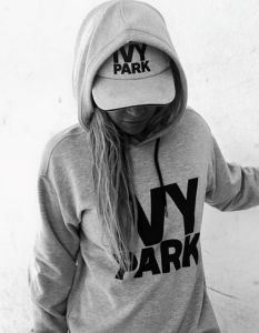New Design Customized Fashion Long Sleeves Water Printing Women′s Hoodie pictures & photos
