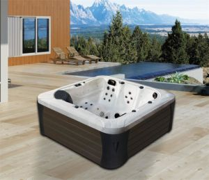 Unique Design Jacuzzi Hot Selling SPA Outdoor Whirlpool Hot Tub M-3396 pictures & photos