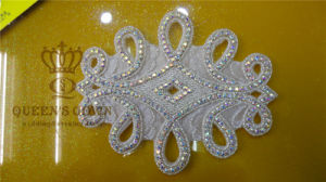 2016 Hot Sale DMC Rhinestone Sparking Sash for Women Dresses pictures & photos