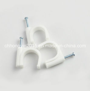 Hy-R-32 Circle Plastic Cable Clip with 3.2*55 pictures & photos