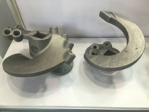 Malleable Iron White Iron Nodular Cast Iron Castings for Mine pictures & photos