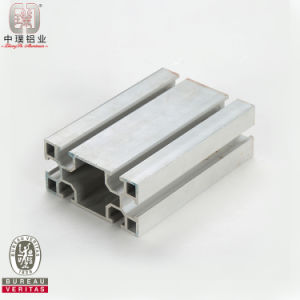 Extruded Aluminium Profile of Rectangular Tube (ZP-I423)