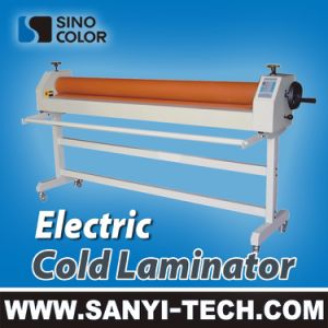 Simple Electric Cold Laminator 1600 pictures & photos