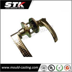Zinc Die Casting for Door Lock Handle (STK-ZDL0022) pictures & photos