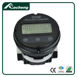 Ogm Electronic Gear Flowmeter pictures & photos