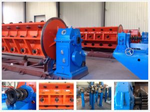 High Speed Frame Single Twisting Machine Wire Cable Twisting Equipment pictures & photos