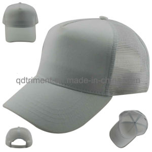 Constructed Chino Twill Front Mesh Back Trucker Cap (TTRT31) pictures & photos