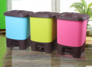 8L Innovative Household Product Plastic Waste Bin pictures & photos