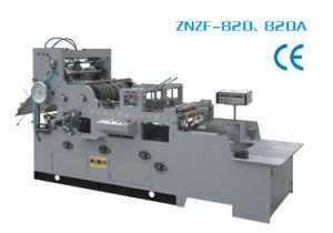 Automatic Pocket Envelope Stuffing Forming Making Machine (ZNZF-820)